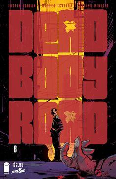 Dead Body Road #6 (Issue) - comic book cover
