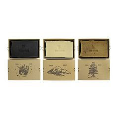 Man Soap Trio, $45, now featured on Fab.