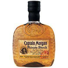 Captain Morgan Private Stock 1.75 Liters