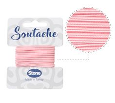 Cordon soutache 3mm adobe ST2111 x 2.5m