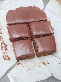 Brownies vegan sans sucre et sans gluten, bluffant !