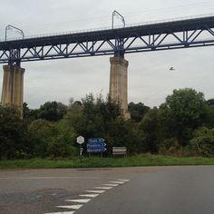 Spoorbrug te Moresnet (bij viaduct du moresnet) // Fotograaf/photographer Eelco Coers //