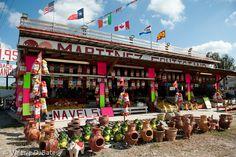 Roadside fruit markets hwy77-raymondville, TX