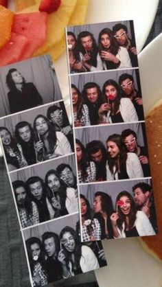 At Harry Styles' party ❥
