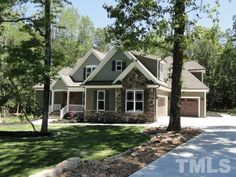 MLS# 2051652 - Property located at 7140 Aventon Glen Drive, Wake Forest, NC