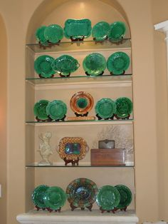The French Tangerine: ~ majolica, shells and boxes