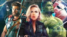 Download Thor Black Widow Hulk In Avengers Infinity War Artwork Full HD Full High Resolution 720x1280 Wallpaper, Images, Photos and Pictures Free For Desktop, Laptop, Android and iOS Mobile