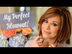 My Perfect Blowout! - YouTube