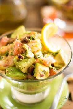 (via Shrimp Avocado and Grapefruit Salad)