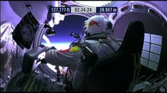 Maybe in my next lifetime but Felix Baumgartner did an amazing thing.