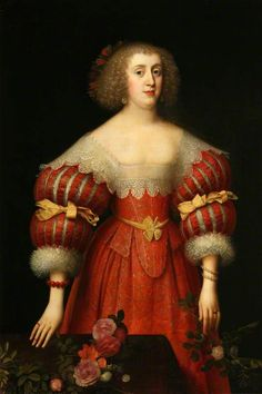 Portrait of an Unknown Lady c. 1630 style of Gilbert Jackson