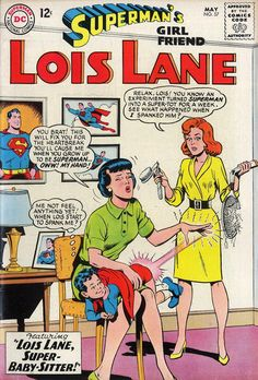 Superman's Girl Friend, Lois Lane, May 1965