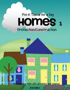 HOMES Theme 1 Preschool