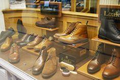 Buckets & Spades - Men's Fashion, Design and Lifestyle Blog: Loake Shoe Fitting Service   Princes Arcade London