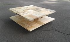 Square coffee tablereclaimed table wood coffee tablecoffee