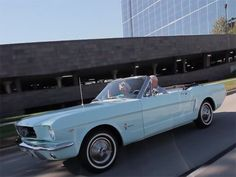 This is the First Mustang Ever Sold!!! Hit the image to see videos and photos...