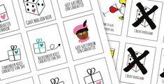 Gratis leuk Sinterklaasspel voor volwassenen ontworpen voor Hip & Hot door Nelleke Wouters. Free Printable.
