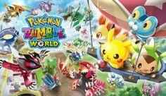 Test Pokémon Rumble World [3DS]