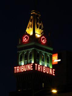 Tribune Tower, Oakland, CA