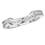 The a universally accepted standard to diamond grading. Learn about the cut, color, clarity, carat weight. Curved Wedding Band, Wedding Bands, Jacksonville Florida, Diamond Bands, Unique Rings, Diamond Engagement Rings, Wedding Band, Wedding Band Ring, Diamond Engagement Ring