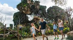 The new land at Disney World's Animal Kingdom, which opens May 27, is a place where guests will want to take their time and explore, day and night.