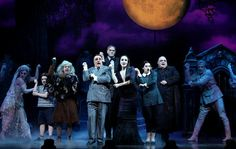 A rare show that retooled and flourished after its New York debut, the musical, a decade later, has endured in schools and through international productions. Addams Family Broadway, Bebe Neuwirth, Julie Taymor, Father Knows Best, The Munsters, Theatre Nerds, Book Writer, Cult Movies, Relationship Issues