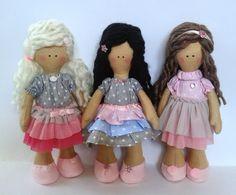 Moje anielskie inspiracje: Letnie panienki.