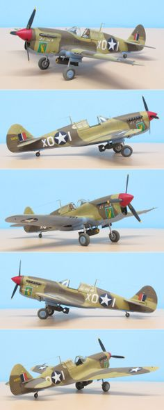 AMTech Long-tail P-40F   http://www.network54.com/Forum/47751/message/1391874313/AMTech+Long-tail+P-40F