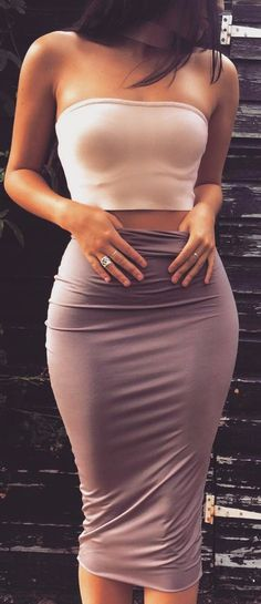 pastel two piece