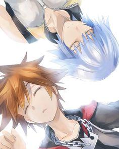 Sora & Riku, Dream Drop Distance