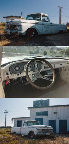 9 best 1964 ford images 1964 ford, pickup trucks, antique carsall new powertrain 1964 ford f 100 pickup custom vintage vintage trucks for sale, custom