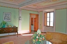 Second Floor - Lucca Historic villa hills north for sale. Italy Real estate, Tuscany property. www.lucaevillas.it