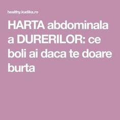 HARTA abdominala a DURERILOR: ce boli ai daca te doare burta Salvia, Good To Know, Remedies, Health Fitness, Homemade, Education, Friends, Pharmacy, Sage