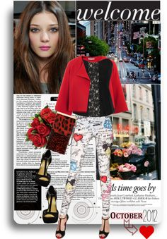 """""""As time goes by..."""" by jeimtadije ❤ liked on Polyvore"""