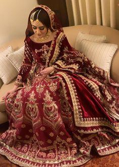 Asian Bridal Dresses, Asian Wedding Dress, Pakistani Wedding Outfits, Indian Bridal Outfits, Pakistani Bridal Dresses, Pakistani Wedding Dresses, Pakistani Dress Design, Shadi Dresses, Modest Wedding