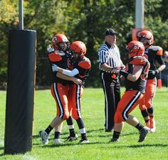 Sparked by Jeremy Soule in the second half, the Sachems to to 5-0 with a 41-7 victory at Battis Field.
