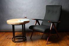 #tmproject #frostyle #furniture #home #handmade #homedecore #design #dizajn #style #concept #chair #60s  #retro  #retrofrajda #table #coffetable #stolikkawowy #industrialfurniture #fotel #foto