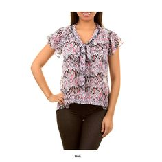 Check out this Semi-Sheer Bow Blouse with an MSRP of $28.00, but available for $10.00 only @ nomorerack.com