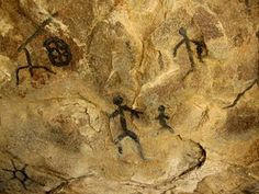 Carrizo Gorge Pictographs -- Anza Borrego | Native American Rock Art and Artifacts in the Anza Borrego Desert