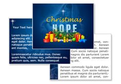 Christmas Hope PowerPoint Template
