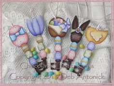 """Newest keys from Deb Antonick!! Adorable!!! (Terrye French Designs """"Painting with Friends"""".)"""