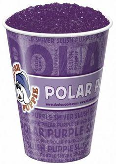 Purple Lips, Purple Haze, Shades Of Purple, Deep Purple, Periwinkle, All Things Purple, Purple Stuff, Slush Puppy, Carnival Food