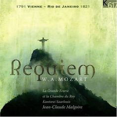 The Requièm Mass in D minor (K. 626) by Wolfgang Amadeus Mozart was composed in Vienna in 1791 and left unfinished at the composer's death on December 5.