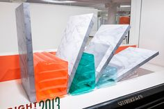 BRIGHT YOUNG THINGS / SELFRIDGES pop-up store on Behance