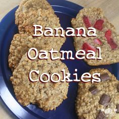 Servings: about 2 dozen Prep Time: 15 minutes Cooking Time: 30 minutes Ingredients: 1 1/2 cups all-purpose flour 3 cups quick-cooking oats 1 1/2 tsp. cinnamon 1 tsp. salt 1 tsp. baking soda 1/4 tsp. nutmeg 1 tsp. vanilla extract 1 cup butter, softened not melted 1 cup granulated sugar 3/4 cup brown sugar, packed …
