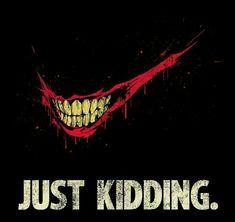 Just Kidding joker . by Getsousa Joker Hd Wallpaper, Joker Wallpapers, Locked Wallpaper, Halloween Wallpaper, Der Joker, Venom Art, Art Et Design, Joker Images, Joker Face