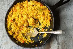 Dominican Yellow yummy Rice