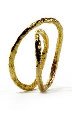 Emanuela Duca Terra Gold Ring