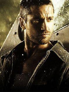 Gerard Butler as Terry Sheridan in Lara Croft Tomb Raider: The Cradle of Life - 2003