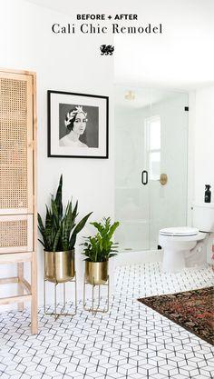 Home Interior Salas .Home Interior Salas Office Inspiration, Bad Inspiration, Bathroom Inspiration, Interior Inspiration, Houses Architecture, Fireclay Tile, Deco Design, Tile Design, Bathroom Flooring